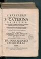 L'epistole della serafica vergine s. Caterina da Siena.tif