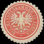 Lübeck, Siegelmarke, Handelskammer.jpg