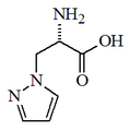 L-β-Pyrazol-1-ylalanine.png
