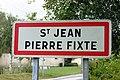 L0552 - Saint-Jean-Pierre-Fixte - Panneau entrée.jpg