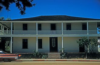 Thomas O. Larkin - Larkin House