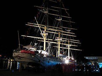 Lista Przebojów Programu Trzeciego - Image: LP3 Dar Pomorza 2011 ubt 1