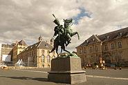 LaSalle monument Château de Lunéville, Lunéville, France 09