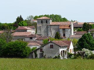 La Chapelle-Gonaguet Commune in Nouvelle-Aquitaine, France