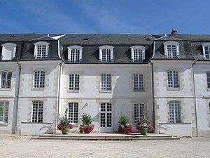 La Chapelle-Saint-Mesmin - The town hall in La Chapelle-Saint-Mesmin