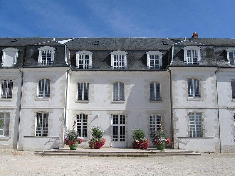 Mairie de La Chapelle-Saint-Mesmin, Loiret, France