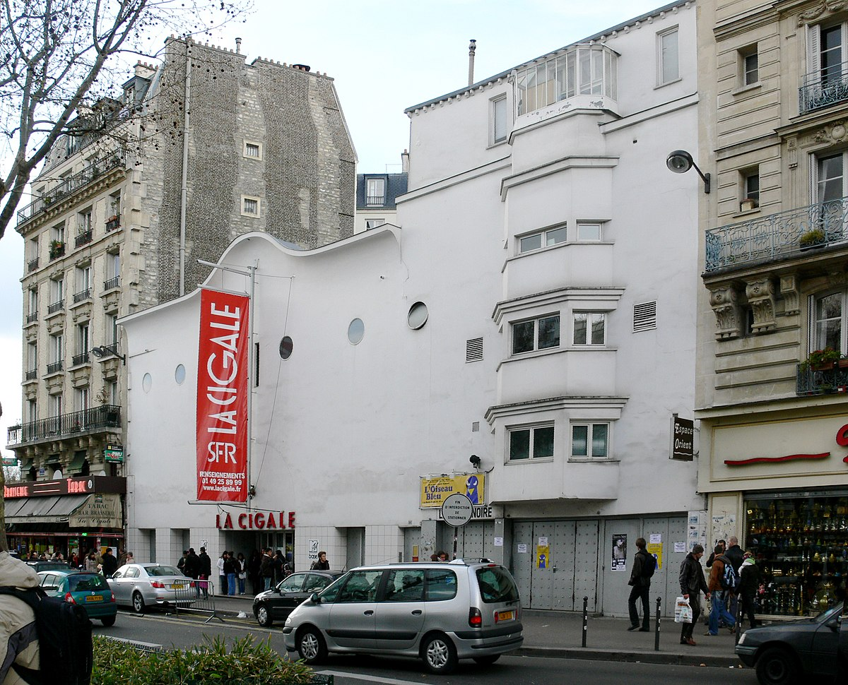 La Cigale Wikipedia