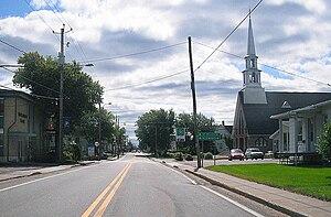 La Doré, Quebec - Image: La Doré