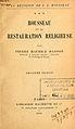 La Religion de Rousseau, Masson (3).jpg