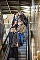 La Sagrera Metro Station (16669550381).jpg