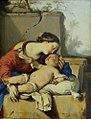 La Vierge à l'Enfant, Laurent de la Hyre, 1642 (2).jpg