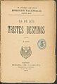 La de los tristes destinos 1907 Pérez Galdós.jpg
