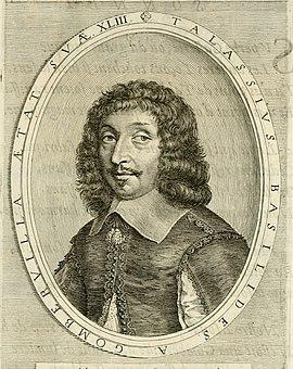 Marin Le Roy de Gomberville