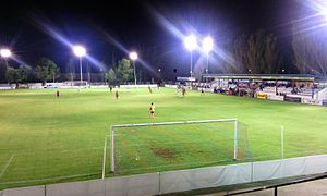 CD Calahorra - Estadio La Planilla.