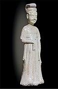 Labit - Mingqi - Statuette funéraire - Tang - Chine - 92 3 1.jpg