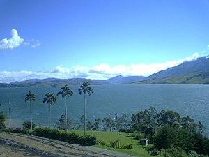 El Lago Calima.