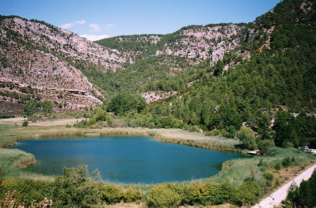 Laguna de TaravillaLaguna de Taravilla