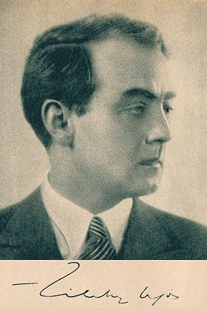 Lajos Zilahy - Zilahy in 1935