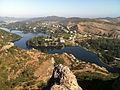 Lake Sherwood with Hidden Valley in Distance.jpg