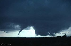 Lakeview Texas Tornado