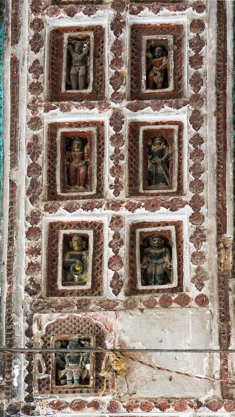 Lalji Temple - Kalna - Inner Panel - 7.jpg