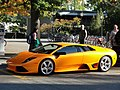 Lamborghinis on display at UW (4048100450).jpg