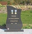 Lambres-lez-Douai - Monument aux anciens combattants d'Afrique du Nord (01).JPG