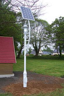 lampadaire wikipedia