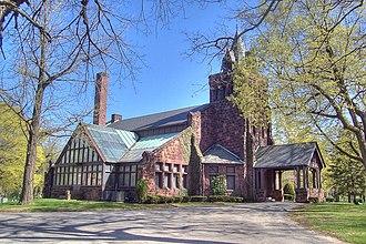 Forest Home Cemetery - Landmark Chapel