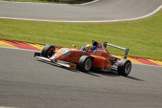 Lando Norris - Lando Norris racing for Mücke Motorsport in Formula 4 in 2015