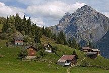 Canton Uri-Economia-Landscape Arnisee-region