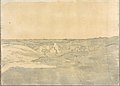 Landscape with Distant Buildings (Smaller Italian Sketchbook, leaf 25 recto) MET DP269434.jpg