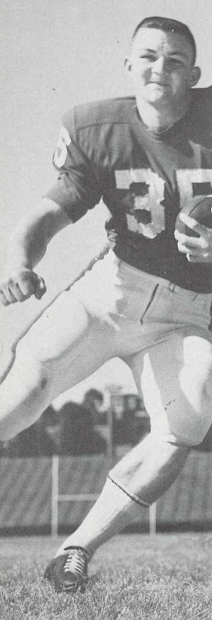 Larry Dupree - Dupree from 1965 Seminole yearbook