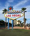 Las Vegas 2016 Welcome to Fabulous Las Vegas sign.jpg