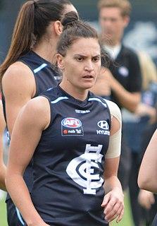 Laura Attard Australian rules footballer