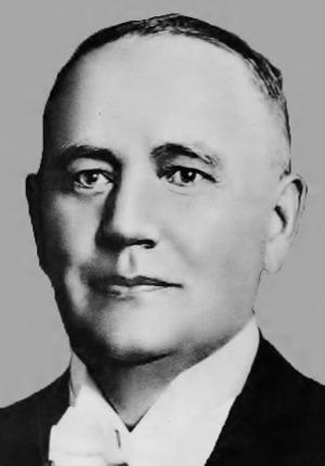 Finnish presidential election, 1925 - Image: Lauri Kristian Relander