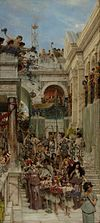 Lawrence Alma-Tadema - Spring - Google Art Project.jpg