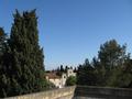 Le Collège des Écossais à Montpellier depuis la terrasse du pavillon des Indiens, juin 2012.png