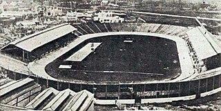 former stadium at White City, London, UK