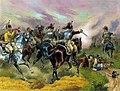 Le général Nansouty chargeant à la tête de ses cuirassiers, 1809.jpg