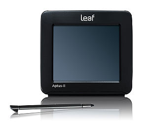 Leaf (Israeli company) - Aptus II digital back