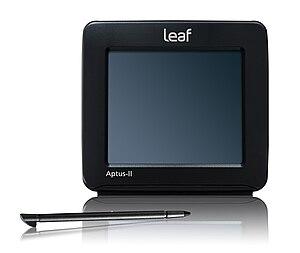 Leaf (Israeli company) - Aptus II digital back