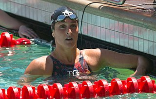 Leah Smith (swimmer) American swimmer
