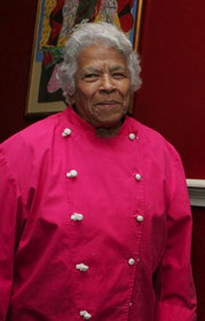 Louisiana Center for Women in Government and Business Hall of Fame - Image: Leah Chase Ap 08Crop