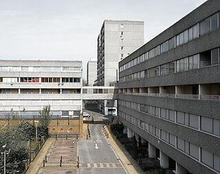 Ferrier Estate Social housing development