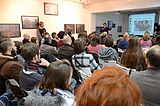 Lecture of Milena Dragicevic Sesic in Minsk 5.02.2015 12.JPG