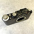 Leica II D aka Couplex 1932 (32603778450).jpg