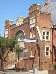 Leichhardt Methodist Central Hall