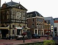 Leiden - De Waag en panden naar het westen.jpg