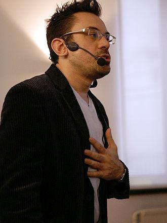 NowPublic - Co-founder Leonard Brody